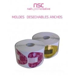 MOLDES DESECHABLES ANCHOS NSC