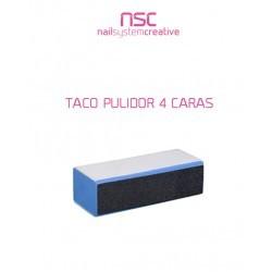TACO PULIDOR 4 CARAS NSC