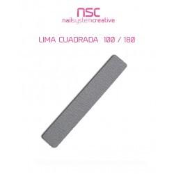LIMA CUADRADA 100/180 NSC