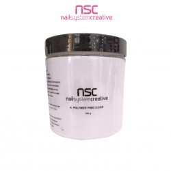 PORCELANA PINK CLEAR 160 G NSC