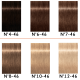 Tinte IGORA ROYAL TONOS NUDE 6-46 rubio oscuro beige chocolate