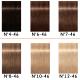 Tinte IGORA ROYAL TONOS NUDE 8-46 rubio claro beige chocolate