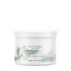 MASCARILLA TRATAMIENTO INTENSIVO NUTRICURLS WELLA 500 ml