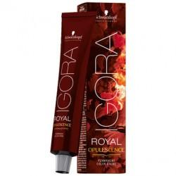 TINTE IGORA ROYAL OPULESCENCE SCHWARZKOPF 5-67  Castaño  Claro Chocolate Cobrizo 60 ml