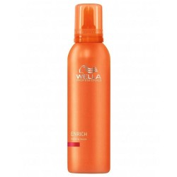 Mousse Wella Enrich reparadora 150ml