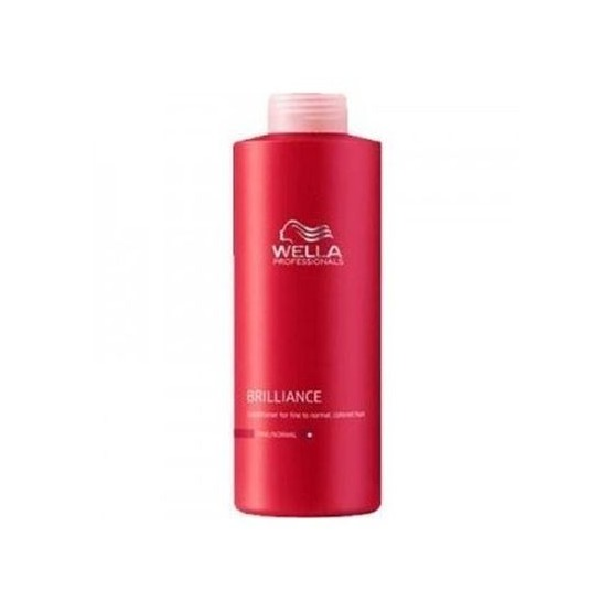 Acondicionador Brillance Wella fino/normal 1000ml