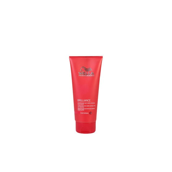 Acondicionador Brillance Wella fino/normal 200ml