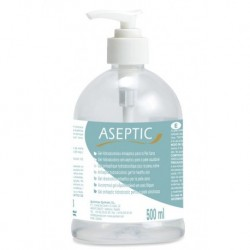 Gel hidroalcohólico Antiseptico 500ml