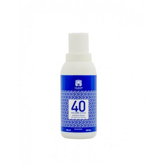 Valquer oxidante en crema de 40 Volúmenes (12%) 75ml