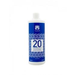 Agua oxigenada Valquer estabilizada en crema 20 Volúmenes (6%) 1.000ml