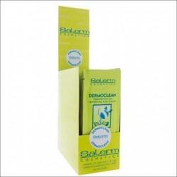 Dermoclean Toallitas de uso individual para limpiar la piel de Salerm
