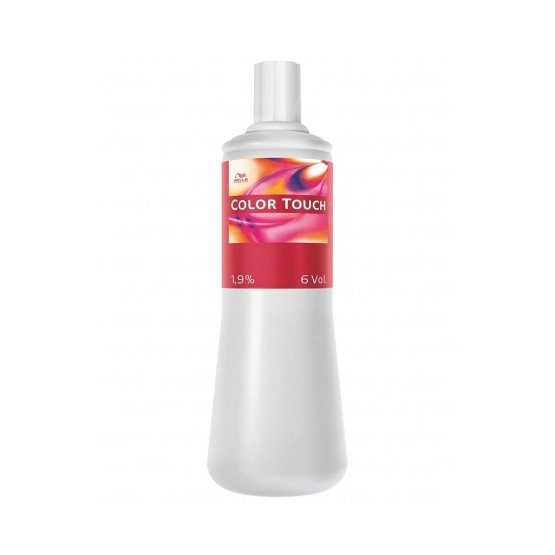 Wella color touch Emulsión 1,9% 6 volúmenes
