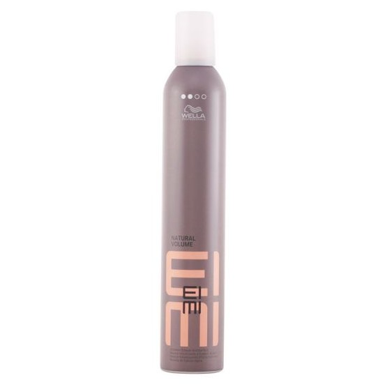 Espuma Natural Volume Eimi Wella 500ml