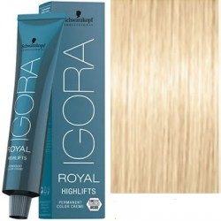 Tinte IGORA ROYAL 12-0 Superaclarante Natural 60ml