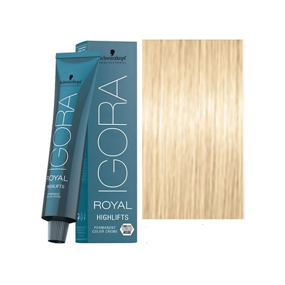Tinte IGORA ROYAL 12-0 Super Aclarante Natural 60ml