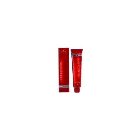 Tinte IGORA ROYAL 12-62 Super-aclarante Marrón Humo 60ml