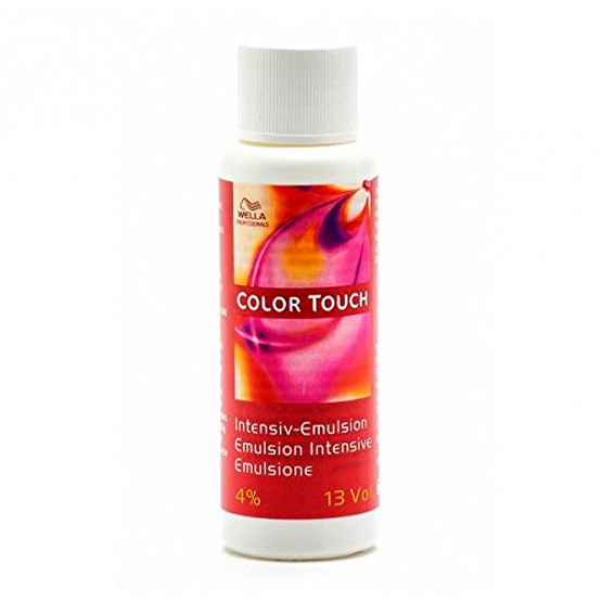 Wella color touch Emulsión 4% 13 volúmenes 60ml