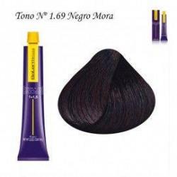 Tinte Salerm Visón 1,69 Negro Mora 75ml