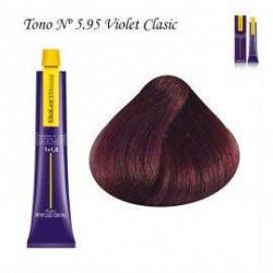 Tinte Salerm Visón 5,95 Violeta Basico 75ml