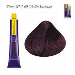 Tinte Salerm Visón 5,69 Violín Intenso 75ml