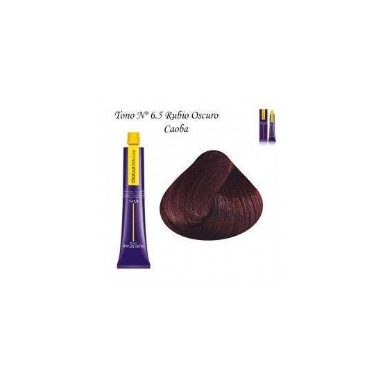 Tinte Salerm Visón 6,5 Rubio Oscuro Caoba 75ml