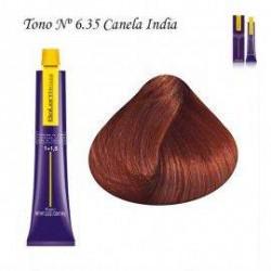 Tinte Salerm Visón 6,35 Rubio Canela India 75ml