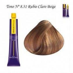 Tinte Salerm Visón 8,31 Rubio Claro Beige 75 ml
