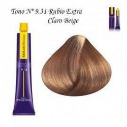 Tinte Salerm Visón 9,31 Rubio Extra Claro Beige 75ml
