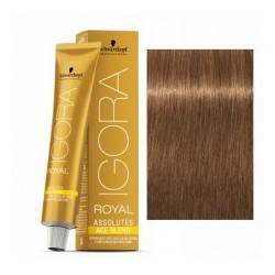 Tinte IGORA ROYAL ABSOLUTES 7-450 Rubio Medio Beigue Dorado 60ml