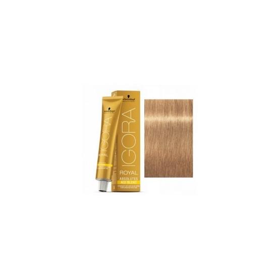 Tinte IGORA ROYAL ABSOLUTES 9-560 Rubio Muy Claro Dorado Chocolate 60ml