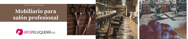 Mobiliario peluquería y estética